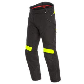 DOLOMITI GORE-TEX PANT BLACK/BLACK/FLUO-YELLOW- Pants
