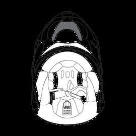 WIND PROTEC.SPORTMODULAR Sz.1 (XXS-L) - Accessories