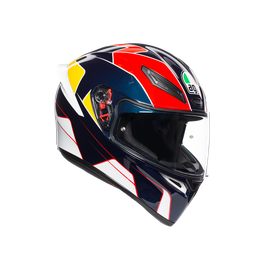 K1 MULTI ECE2205 - PITLANE BLUE/RED/YELLOW