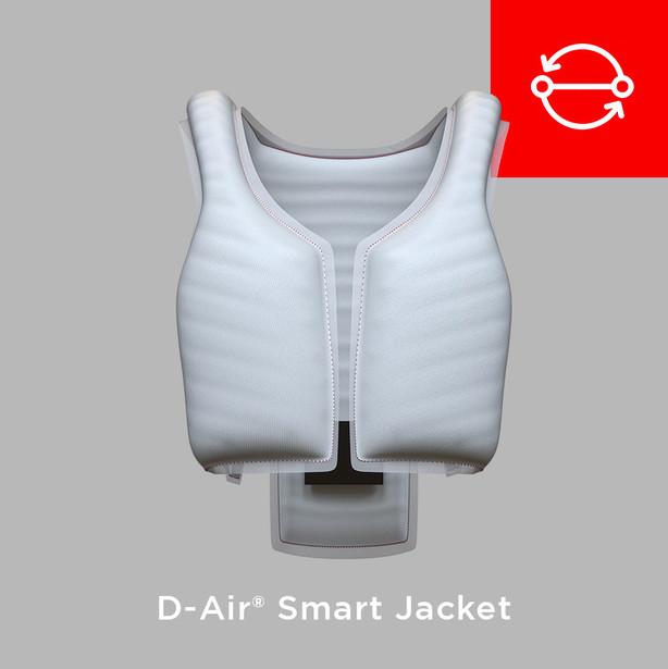 Remplacement sac D-air® (Smart Jacket) - Services