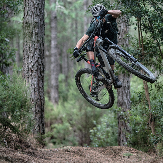 Dainese Trail Masters Content