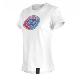 MOTO72 LADY T-SHIRT WHITE- Casual Wear