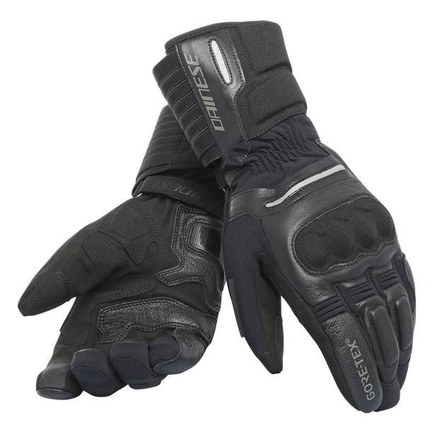 SOLARYS LONG GORE-TEX GLOVES BLACK/BLACK/BLACK- undefined