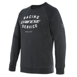 *PADDOCK SWEATSHIRT BLACK/WHITE- undefined