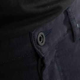 CLASSIC SLIM TEX PANTS BLUE- Pants