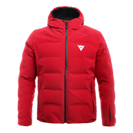 SKI DOWNJACKET MAN 2.0 CHILI-PEPPER- Downjackets