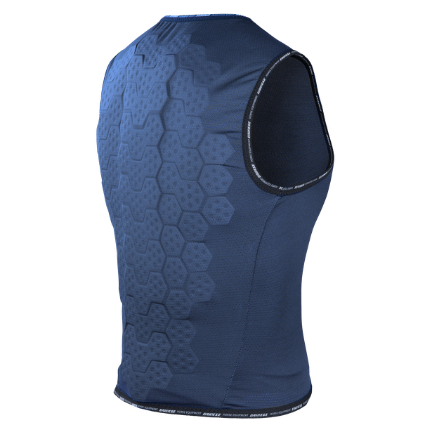 ALTER-REAL WAISTCOAT E1 LADY BLUE-NAVY- Protection