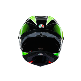 CORSA R E2205 MULTI - SUPERSPORT BLACK/WHITE/LIME - Corsa R