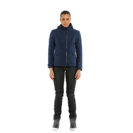 MAYFAIR LADY D-DRY JACKET GLACIER-GRAY/BLACK-IRIS/BLACK-IRIS- D-Dry®