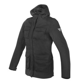 ALLEY LADY D-DRY® JACKET BLACK- Jackets