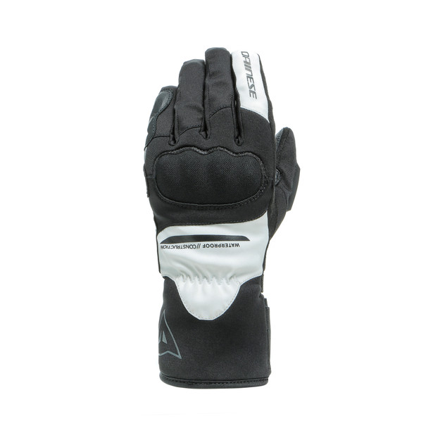 AURORA LADY D-DRY GLOVES BLACK/WHITE- Handschuhe