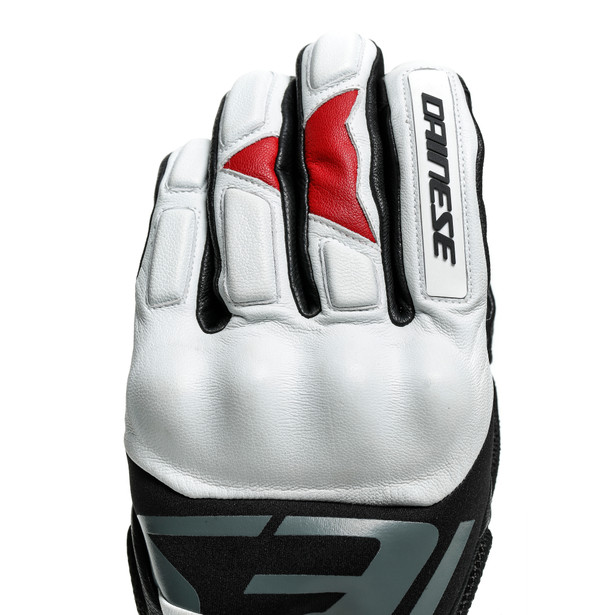 HP GLOVES LILY-WHITE/STRETCH-LIMO- undefined