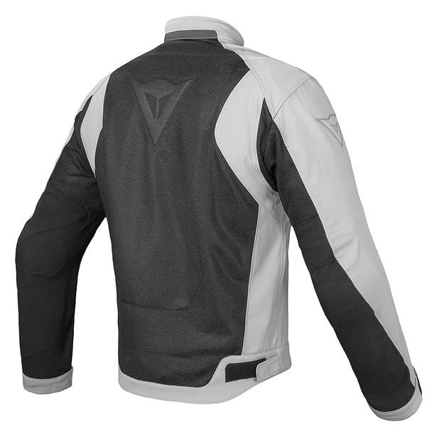 AIR FLUX D1 TEX JACKET BLACK/HIGH-RISE- Textile