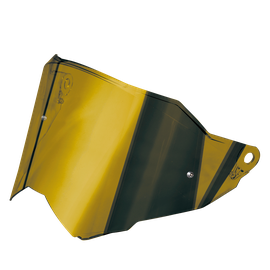 Visor DUAL 1 IRIDIUM GOLD - Accessori