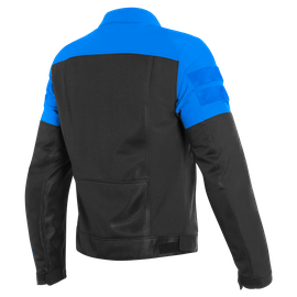 AIR-TRACK TEX JACKET BLACK/LIGHT-BLUE- Textil
