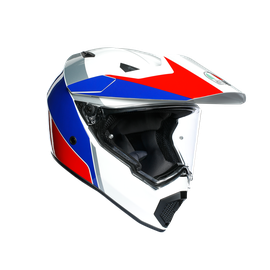 AX9 MULTI ECE DOT - ATLANTE WHITE/BLUE/RED