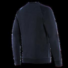PADDOCK SWEATSHIRT BLACK-IRIS/FLAME-ORANGE- Casual Wear
