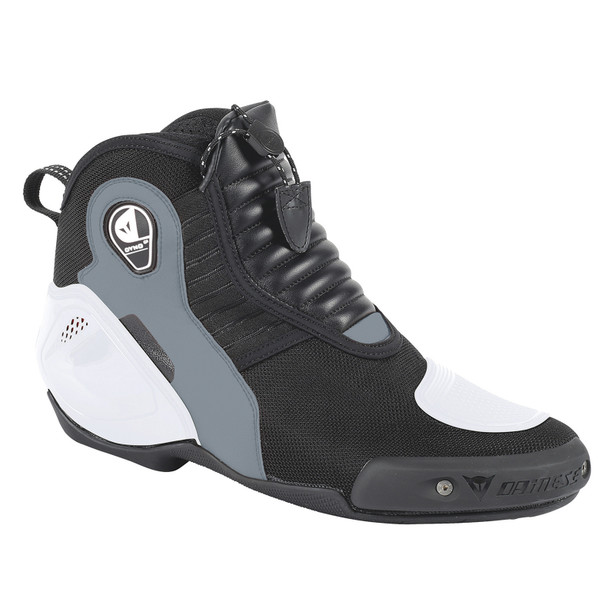 DYNO D1 SHOES BLACK/WHITE/ANTHRACITE- Leather