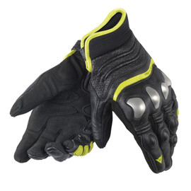 X-STRIKE GLOVES BLACK/YELLOW-FLUO- Gloves