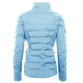 SKI PADDING JACKET WOMAN DUSK-BLUE- Piumini