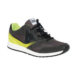 PADDOCK ANTHRACITE/FLUO-YELLOW- Shoes