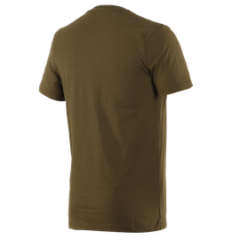 ADVENTURE DREAM T-SHIRT MILITARY-OLIVE/BLACK- Casual Wear