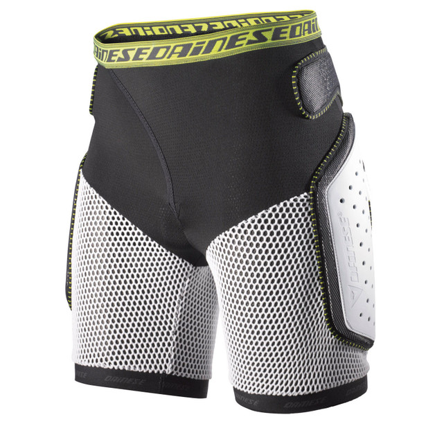 ACTION SHORT EVO BLACK/WHITE- Safety