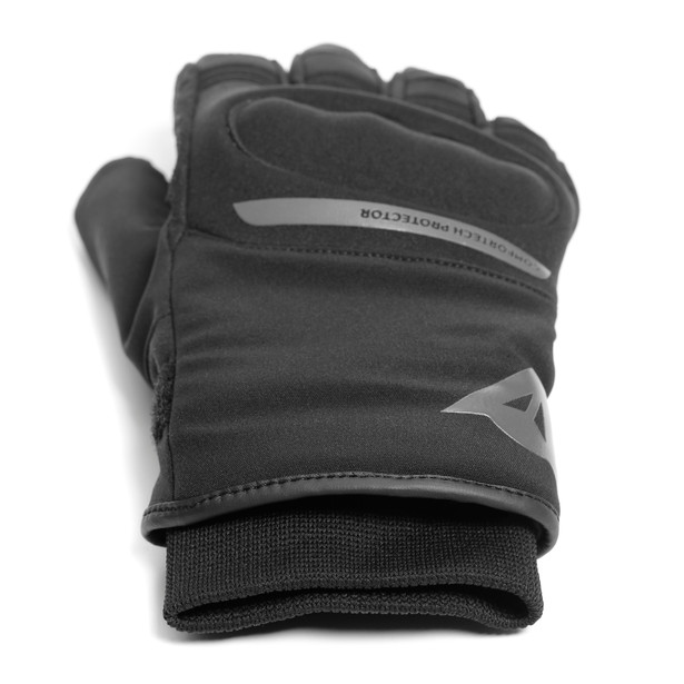 AVILA UNISEX D-DRY GLOVES BLACK/ANTHRACITE- Gloves