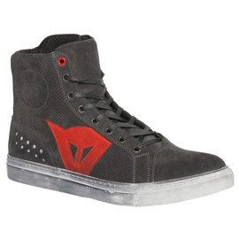 STREET BIKER AIR CARBON-DARK/RED
