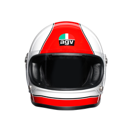 X3000 MULTI E2205 - SUPER AGV RED/WHITE - Promotions