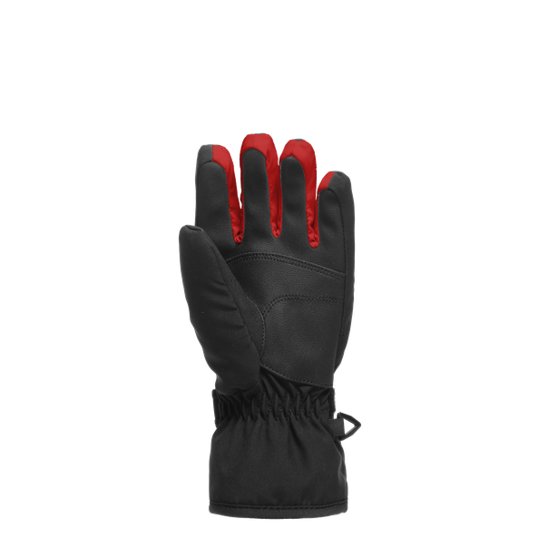 HP SCARABEO GLOVES BLACK-TAPS/HIGH-RISK-RED/LAPIS-BLUE- Kids