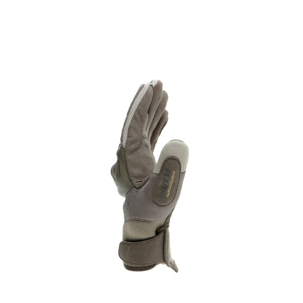 SABHA GLOVES BUNGEE-CORD/FEATHER-GRAY- Handschuhe