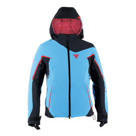 LAUBERHORN JACKET  BLUE-JEWEL/TEAM-RED/BLACK