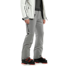HP HOARFROST PANTS CHARCOAL-GRAY/STRETCH-LIMO- Pantaloni