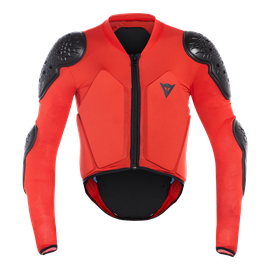SCARABEO SAFETY JACKET BLACK/RED