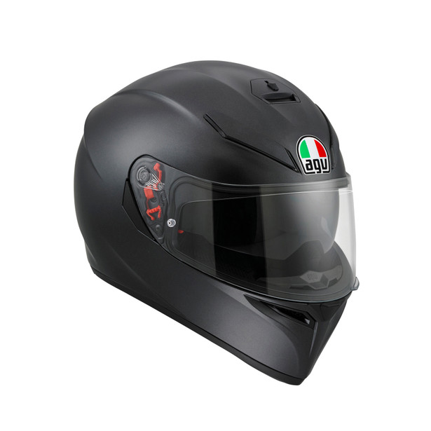 K3 SV MONO ECE DOT - MATT BLACK - undefined