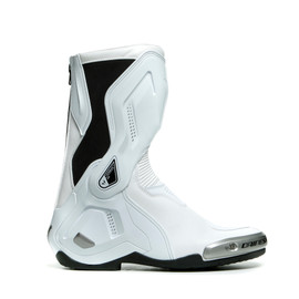 TORQUE 3 OUT BOOTS WHITE- Leather