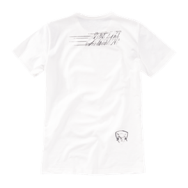 DEMON-FLOWER72 T-SHIRT WHITE- Casual Wear