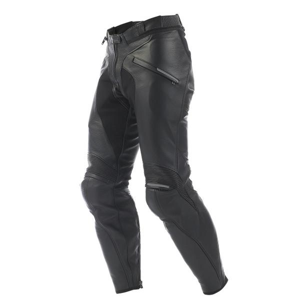 ALIEN LEATHER PANTS BLACK- Leather