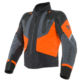 SPORT MASTER GORE-TEX JACKET BLACK/ORANGE/EBONY