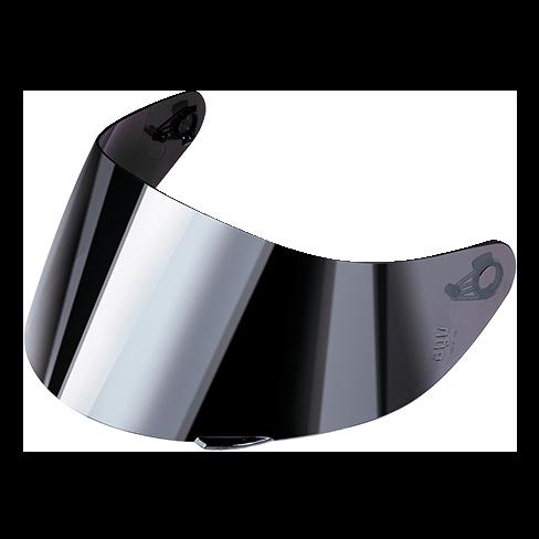 Visor GT 2 IRIDIUM SILVER - Compact ST