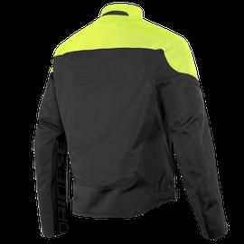 LEVANTE AIR TEX JACKET BLACK/FLUO-YELLOW/BLACK- Jackets