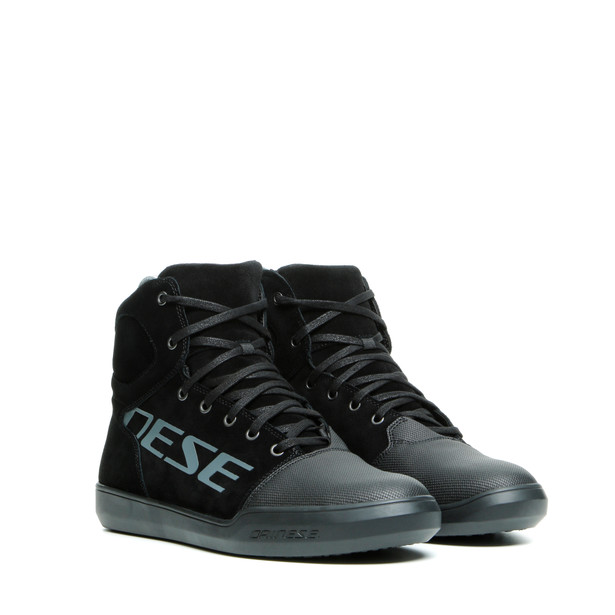YORK D-WP SHOES BLACK/ANTHRACITE- D-WP®