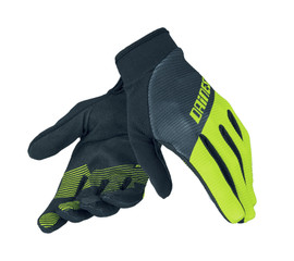 ROCK SOLID-C GLOVES BLACK/FLUO YELLOW/BLACK