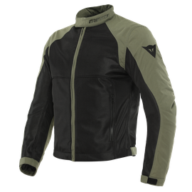 SEVILLA AIR TEX JACKET BLACK/GRAPE-LEAF