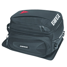 D-TAIL MOTORCYCLE BAG STEALTH-BLACK