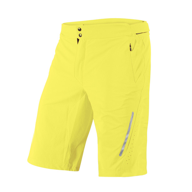 TERRATEC SHORTS YELLOW- Pants