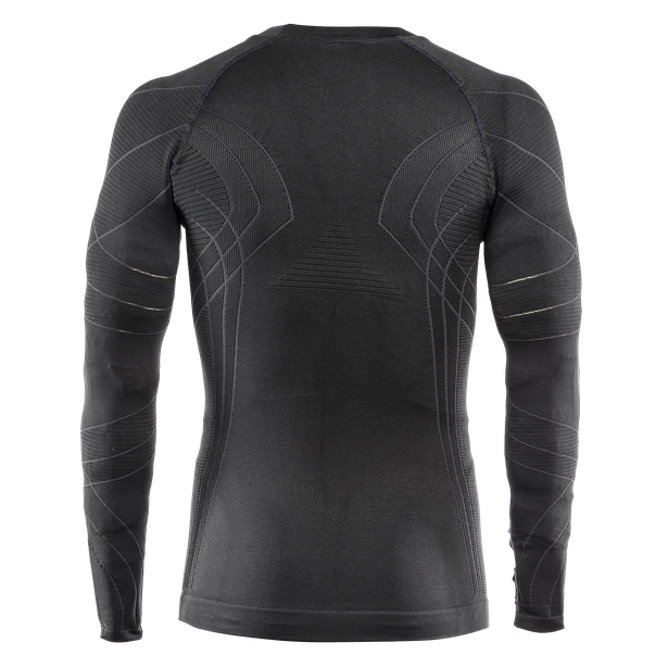 HP1 BL M SHIRT STRETCH-LIMO/GUNMETAL- Thermal Layers