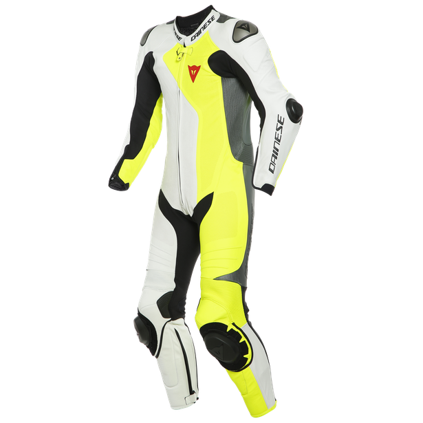 ADRIA 1PC LEATHER SUIT PERF. - Lederkombi