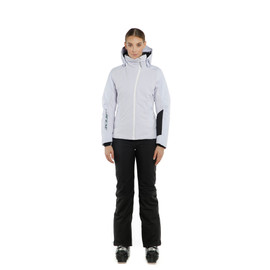 HP CRYSTAL S WMN PURPLE-HEATHER/BLACK-TAPS/STAR-WHITE- Women Winter Jackets